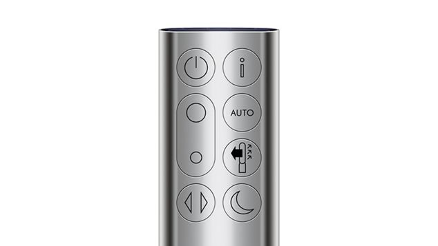 Dyson Pure Cool tower magnetized remote control
