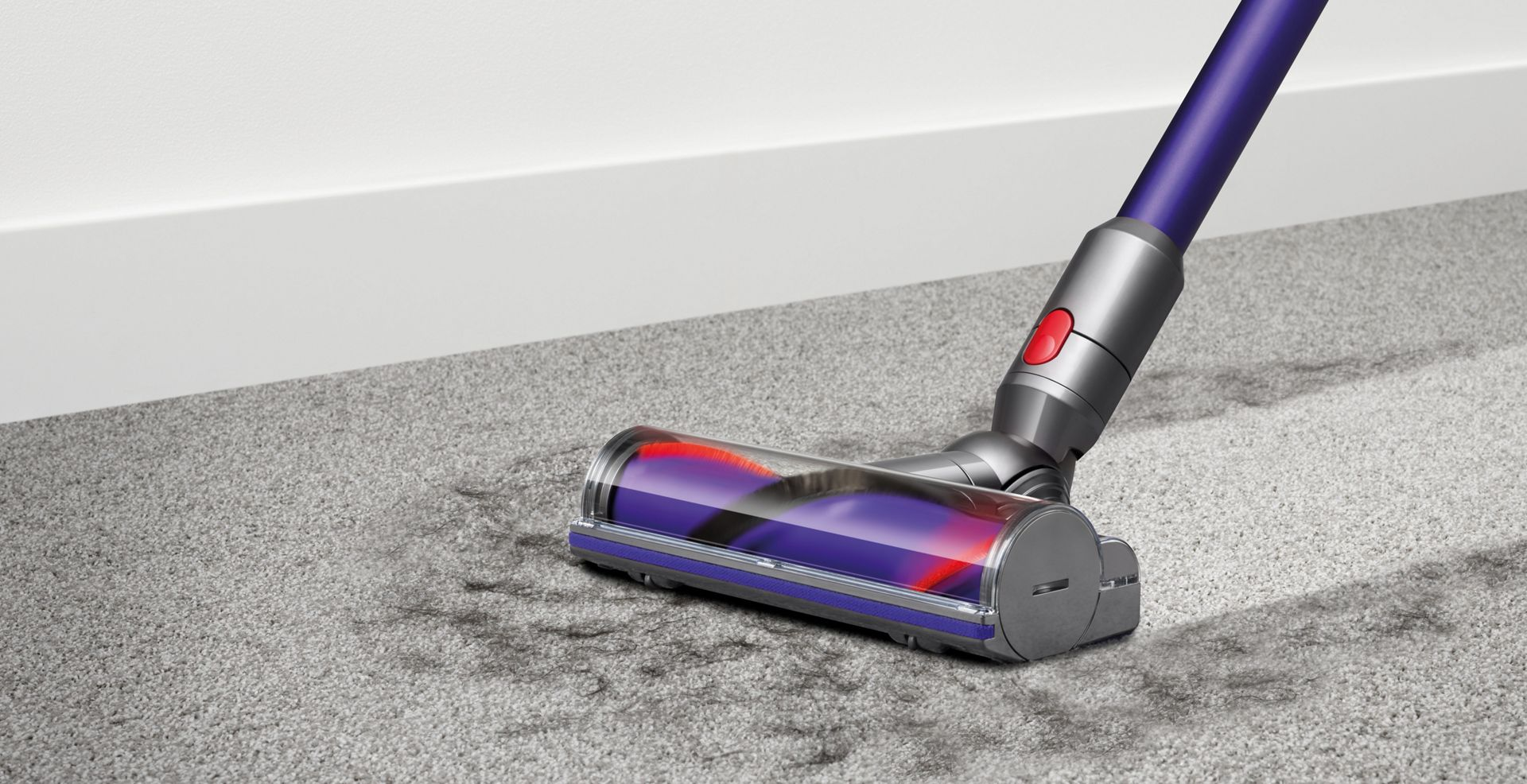 Dyson Cyclone V10 Animal Direct drive cleaner head